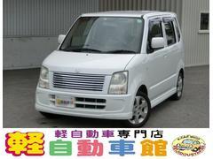 ワゴンRFT−Sリミテッド ターボ 4WD ABS