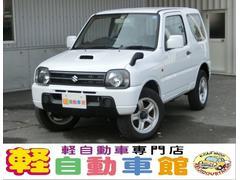 ジムニーXG 4WD ターボ ABS マニュアル車