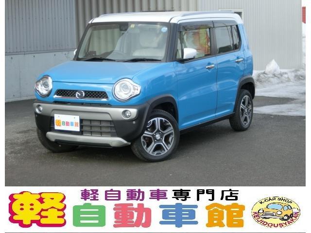 マツダ XT 4WD ターボ ナビTV ABS 衝減B スマートキー