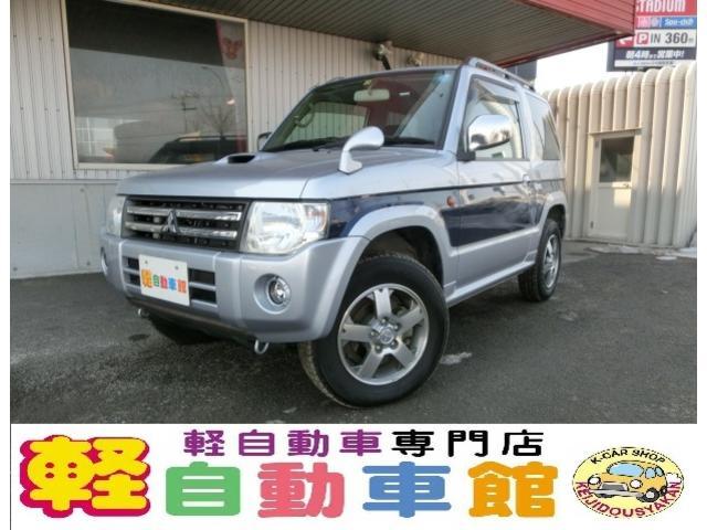 三菱 エクシード 4WD ターボ 純正HDDナビ フルTV ABS
