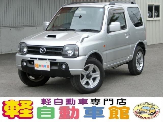 マツダ XC ターボ 4WD ターボ メモリーナビ フルセグ ABS