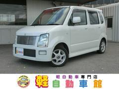 ワゴンRFT−Sリミテッド 4WD ターボ ABS
