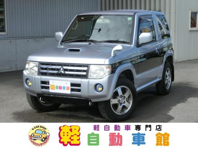 三菱 ナビエディションVR ターボ 4WD ナビTV ABS 禁煙車