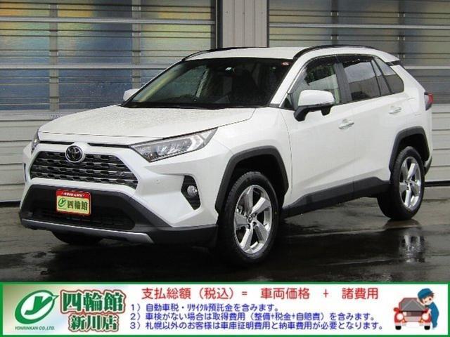 トヨタ G 4WD サポカー BカメラナビTV 寒冷地 登録済未使用