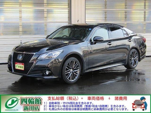 トヨタ アスリートS Four ブラックスタイル PKGオプション