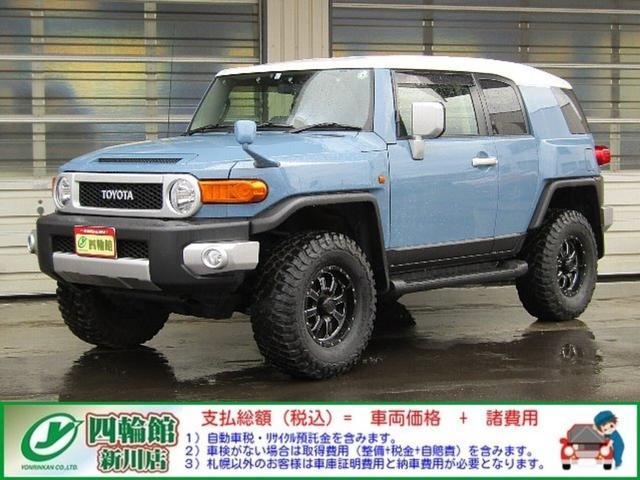トヨタ オフロードPKG リフトUP USトヨタ3連計器 純エンスタ
