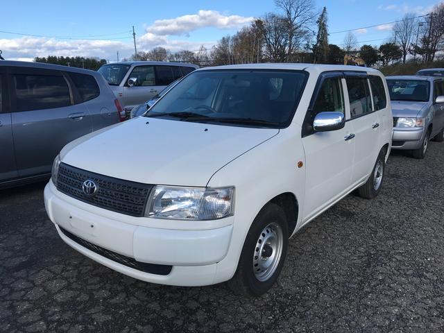 トヨタ DXコンフォートパッケージ 4WD 商用車 AC