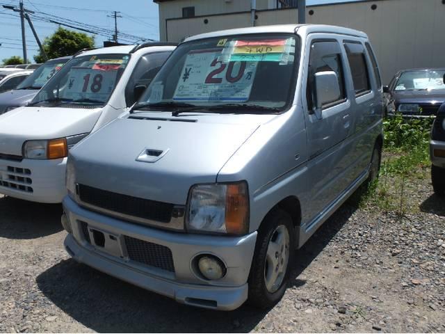 スズキ RV 4WD ターボ
