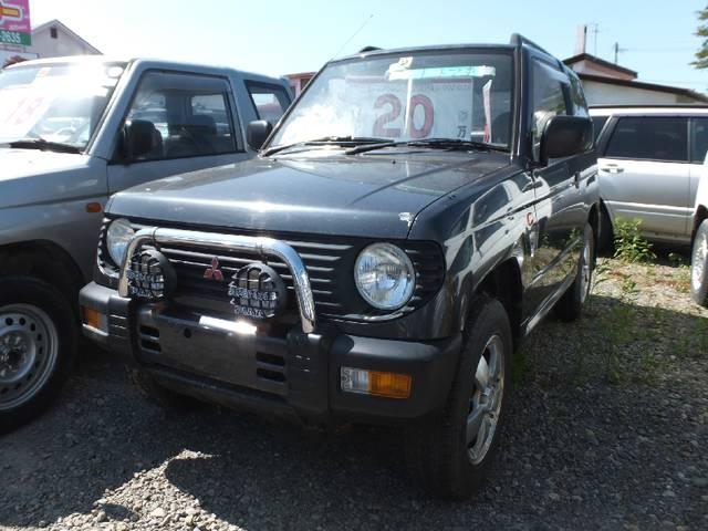 三菱 XR-II 4WD