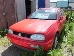 VW ゴルフワゴン1.8