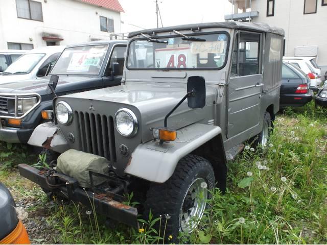 三菱 J24幌 4WD ディーゼル