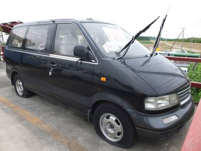 日産 SX-G 4WD