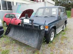 パジェロメタルトップ ターボ XL 4WD