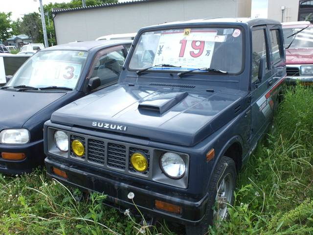 「スズキ」「ジムニー」「コンパクトカー」「北海道」の中古車