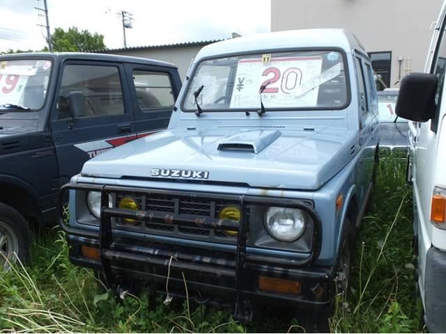 スズキ 4WD ハイルーフ