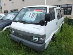 ボンゴバンDX 4WD ディーゼル