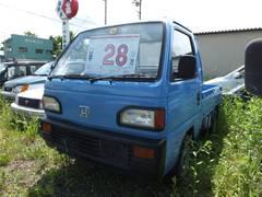 アクティトラック4WD 5速MT