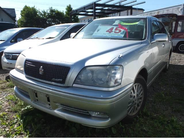 トヨタ アスリートFour 4WD