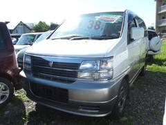 キャラバンエルグランドV 4WD ディーゼル