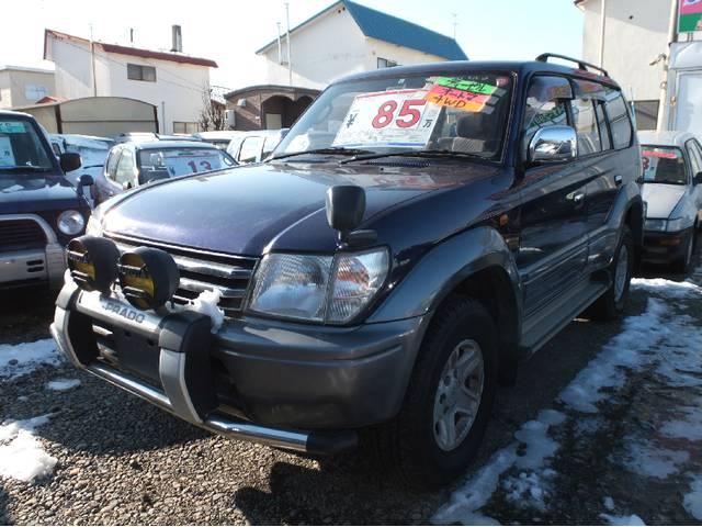 トヨタ TX 4WD ディーゼルターボ