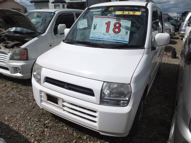 三菱 M オートマ CD