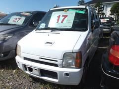 AZワゴンZTターボ 4WD 5速マニュアル