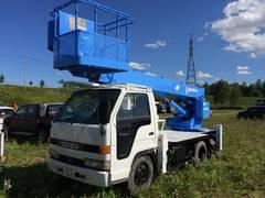 エルフトラック高所作業車 SK125
