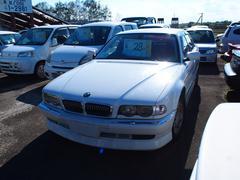 BMW735i エアロ ETC シートヒーター
