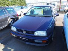 VW ゴルフGLi