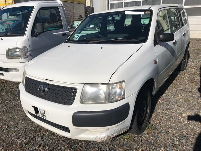 トヨタ サクシードバン UL 4WD 商用バン
