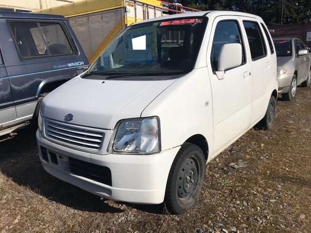 スズキ N-1 2WD 軽自動車 ホワイト