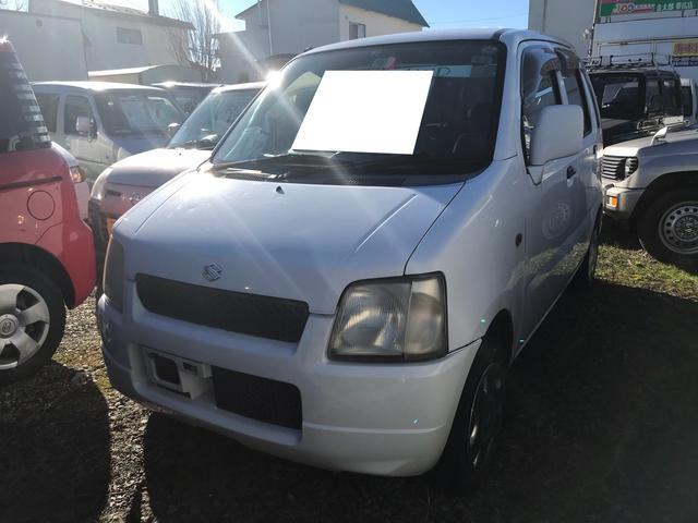 スズキ 4WD ホワイト