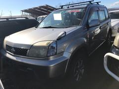 エクストレイルS 4WD 5名乗り SUV シルバー AT Wエアバッグ