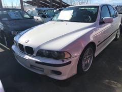 BMW525i サンルーフ 純正アルミ