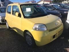 エッセ4WD 軽自動車 イエロー オートマ 保証付