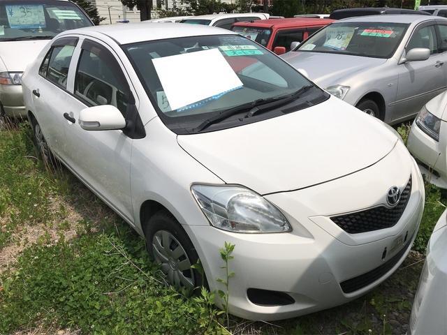 トヨタ ベルタ AT ホワイト AC
