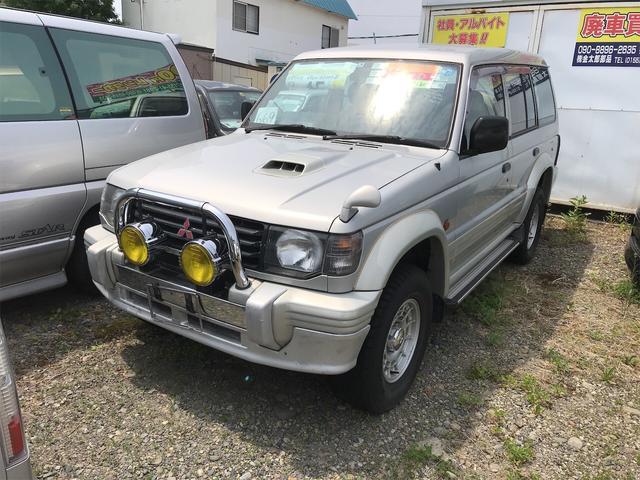 「三菱」「パジェロ」「SUV・クロカン」「北海道」の中古車