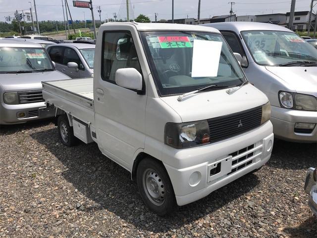 三菱 ミニキャブトラック 4WD AT