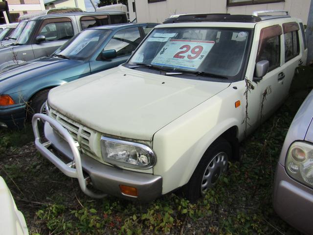 「日産」「ラシーン」「SUV・クロカン」「北海道」の中古車