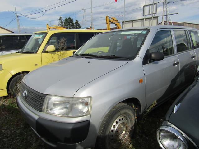トヨタ サクシードバン  FF