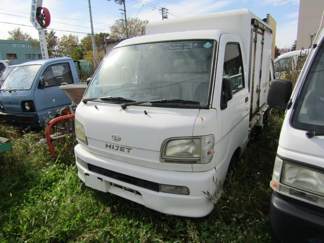 「ダイハツ」「ハイゼットトラック」「軽自動車」「北海道」の中古車