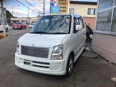 ワゴンRFT−Sリミテッド 4WD パールホワイト