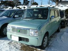 アルトラパンベネトンバージョン 4WD CD シートヒーター