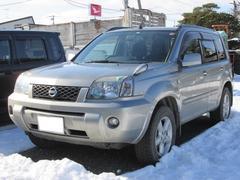 エクストレイルXt 4WD ナビ キーレス
