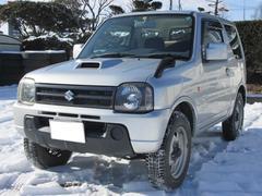 ジムニーXG 4WD ターボ キーレス CD