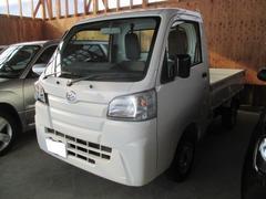 ハイゼットトラックスタンダード 3方開 4WD 届出済未使用車