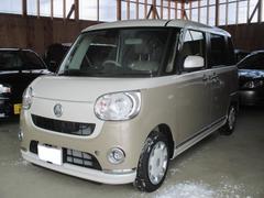 ムーヴキャンバスGメイクアップ SAIII 4WD 未使用車