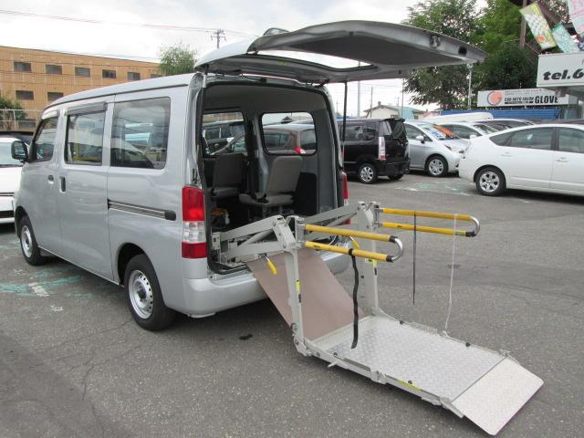 トヨタ GL ウエルキャブ 車イス移動車 4WD ワンオーナー
