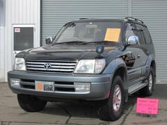 ランドクルーザープラドTXリミテッド ディーゼルターボ 4WD 寒冷地 サンルーフ