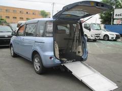シエンタ1.5 X ウェルキャブ 車イス移動車 スローパー 固定装置